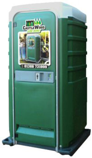 Portable Bathroom Solution : Portable toilet solutions loo hire in north east england